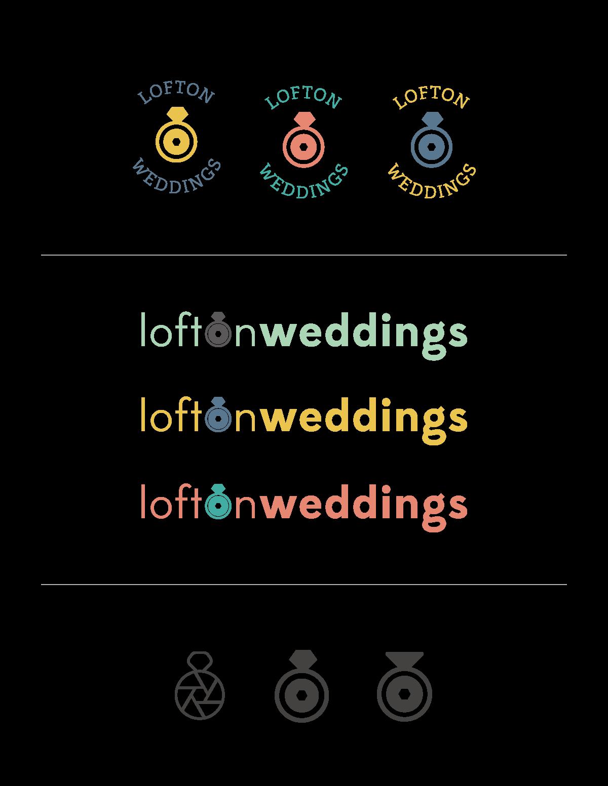 Lofton logo design